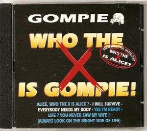 Gompie - Image: Gompie album