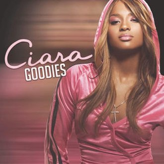 Goodies (Ciara album) - Image: Goodies cover