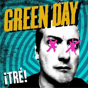 ¡Tré! - Image: Green Day Tré! cover