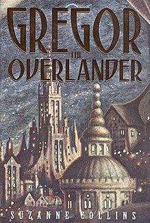 <i>Gregor the Overlander</i> book