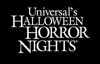 Halloween Horror Nights Annual Halloween event at Universal Studios theme parks