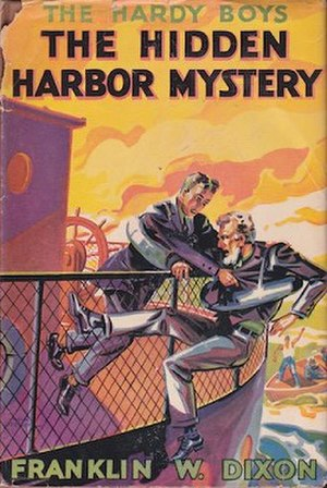 The Hidden Harbor Mystery - Original edition