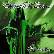 Children Of Bodom - Hatebreeder Review