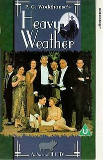 <i>Heavy Weather</i> (film) 1995 television film directed by Jack Gold