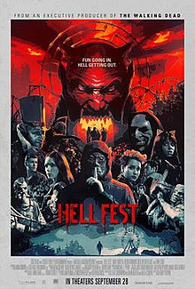 Halloween Fright Night China Movie.Hell Fest Wikipedia