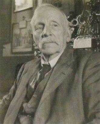 Herbert E. Balch - Portrait of Balch