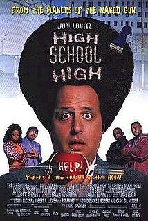 <i>High School High</i> 1996 film directed by Hart Bochner