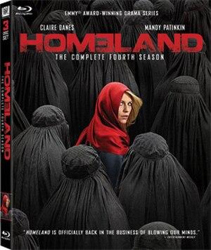 Homeland (season 4) - Image: Homeland Season 4