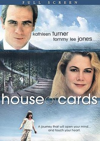 House of Cards (1993 film) - DVD cover