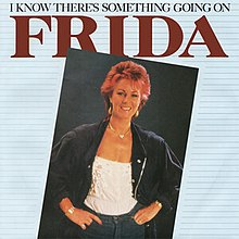 I Know There's Something Going On (Anni-Frid Lyngstad single - cover art - UK version).jpg