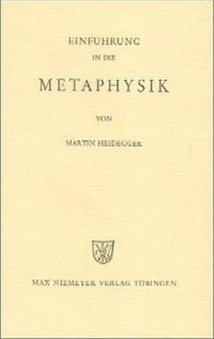 Introduction to Metaphysics (Heidegger) - Image: Introduction to Metaphysics (German edition)