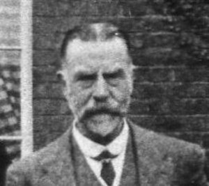 William Arthur Dunkerley - William Arthur Dunkerley in about 1910