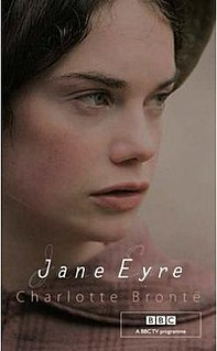 <i>Jane Eyre</i> (2006 miniseries) 2006 television adaptation of Charlotte Brontës 1847 novel directed by Susanna White