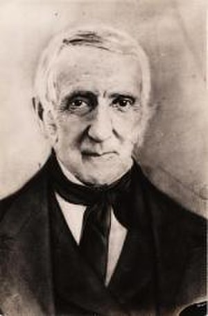 President and Trustees of Colby College - Jeremiah Chaplin, Founder and 1st President of Colby College