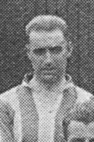 Joe Hodnett - Hodnett with Brentford in 1926.