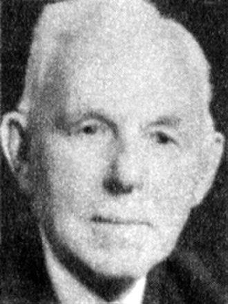 John Thomas Haig - Hon. John Thomas Haig, PC