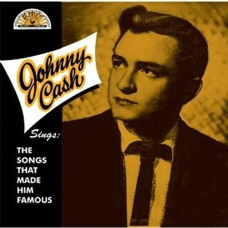 Sings the Songs That Made Him Famous - Image: Johnny Cash Sings The Songs That Made Him Famous