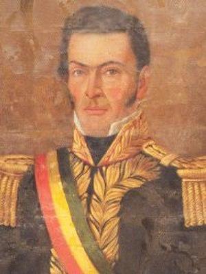 José Miguel de Velasco Franco - Image: José Miguel de Velasco Franco