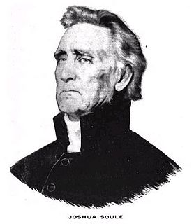 Joshua Soule American bishop