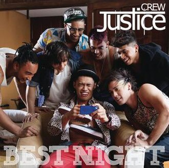 Justice Crew — Best Night (studio acapella)