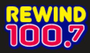 KYMV - Image: KYMV Logo Rewind 1007 FM