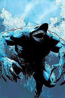 King Shark Comic book supervillain