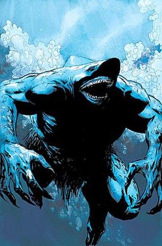 King Shark - Image: King shark