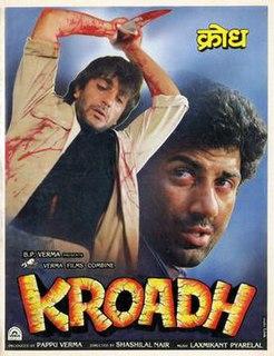 <i>Kroadh</i> 1990 Indian film