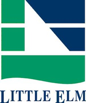 Little Elm, Texas - Image: LE town logo