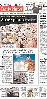 <i>Los Angeles Daily News</i> newspaper