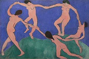 Henri Matisse, The Dance I, 1909, Museum of Mo...