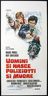 <i>Live Like a Cop, Die Like a Man</i> 1976 film