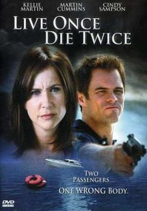 Live Once, Die Twice - Image: Live Once, Die Twice Video Cover
