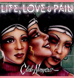 Life, Love & Pain - Image: Live love & pain