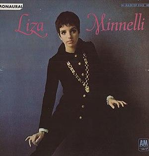 Liza Minnelli (album) - Image: Liza Minnelli A&M Album