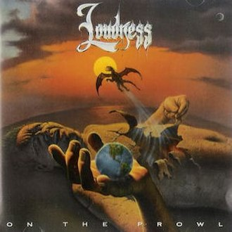 On the Prowl (album) - Image: Loudness Prowl