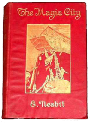 The Magic City (novel) - Front cover of the first edition