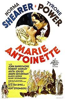 <i>Marie Antoinette</i> (1938 film) 1938 film by W. S. Van Dyke
