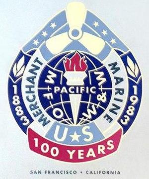 Marine Firemen's Union - Image: Marine Firemen's Union logo