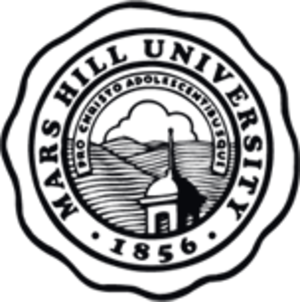 Mars Hill University - Image: Mars Hill College Seal