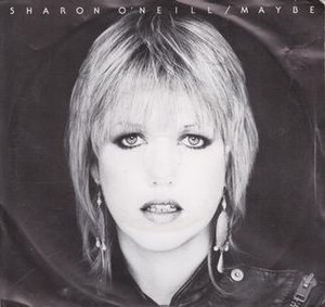 Maybe (Sharon O'Neill song) - Image: Maybe (song) by Sharon O'Neill