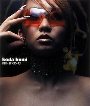 Maze (Kumi Koda song) - Image: Maze Koda Kumi