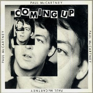 Coming Up (song) - Image: Mc Cartney Coming Up