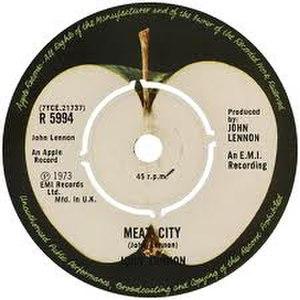 Meat City - Image: Meat City label