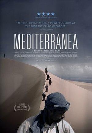 Mediterranea (film) - Film poster