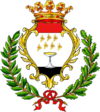 Coat of arms of Melicuccà
