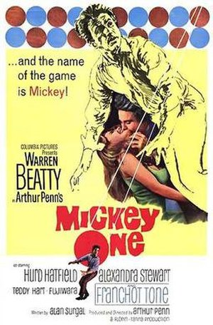 Mickey One - original film poster
