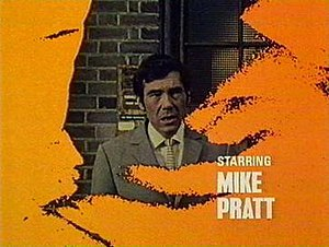 Mike Pratt (actor) - Pratt in Randall and Hopkirk