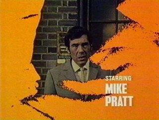 Mike Pratt (actor) British actor and writer