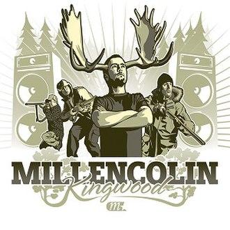 Kingwood (album) - Image: Millencolin Kingwood cover